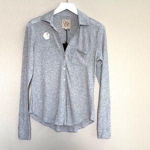 Chaser brand, Gauzy Cotton L/S Button Down Shirt